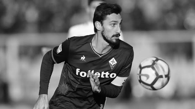 Kapten tim Fiorentina meninggal jelang lawan Udinese