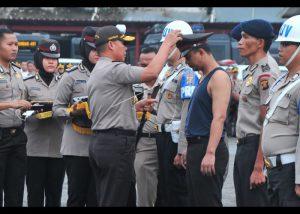 Terlibat narkoba, 4 anggota Polres Aceh Timur diberhentikan