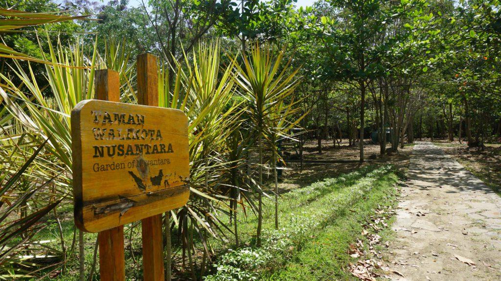 Hutan Kota Tibang Kanal Aceh