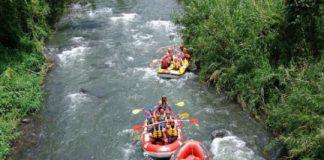 Sensasi wisata arung jeram di Sungai Peusangan Aceh Tengah