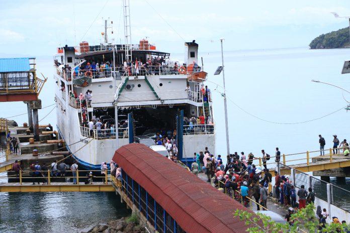 Mulai 23 Mei Kapal Ferry Banda Aceh Sabang Setop Beroperasi Kanal Aceh