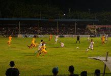 Babak Pertama, Persiraja Hajar Aceh United 4-0
