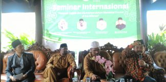Isi Seminar ISAD, Prof Farid Wajdi: Generasi Milenial wajib pertahankan Idenditas Islam