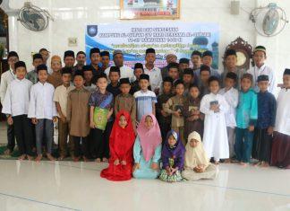 MPELMA - Banda Aceh Gelar Program Kampung Al-Quran di Matangkuli