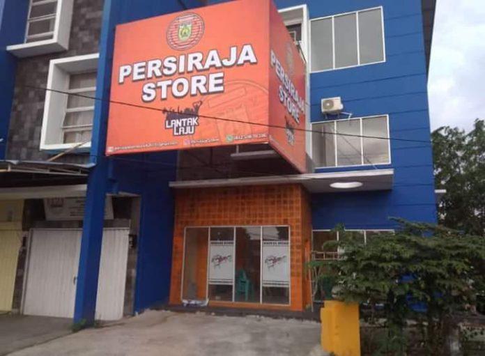 Persiraja Launching Toko Marchandise di Banda Aceh