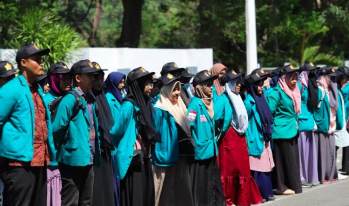 199 Mahasiswa Unsyiah KKN Revolusi Mental di Sabang