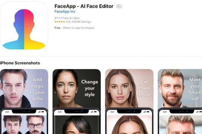 Puluhan Ribu Orang Indonesia Tertipu FaceApp Palsu
