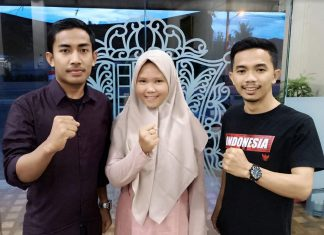 Siswi MAN 4 Aceh Utara Ikuti Pembinaan TC KSM Tingkat Nasional 2019