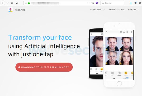 Fake Premium Face App
