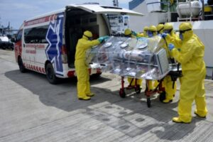 Pemerintah Aceh Siapkan Pemakaman Massal Korban Virus Corona