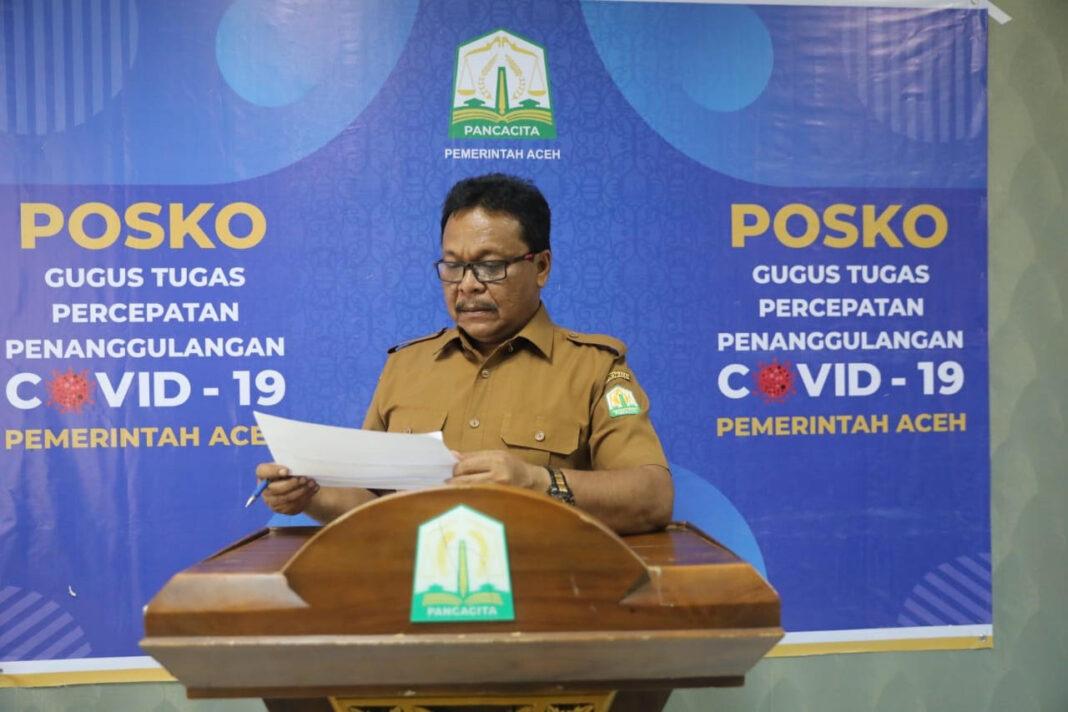 Tujuh Daerah di Aceh Zona Kuning Covid-19, Kabupaten Aceh Singkil Zona Orange