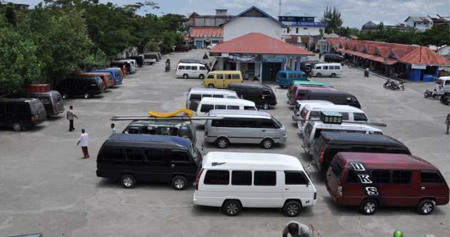 7000 Awak Angkutan Umum di Aceh Butuh Bantuan