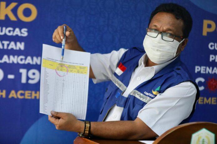 ODP Bertambah 7 Kasus, Usai Pemantauan 1.537 Orang