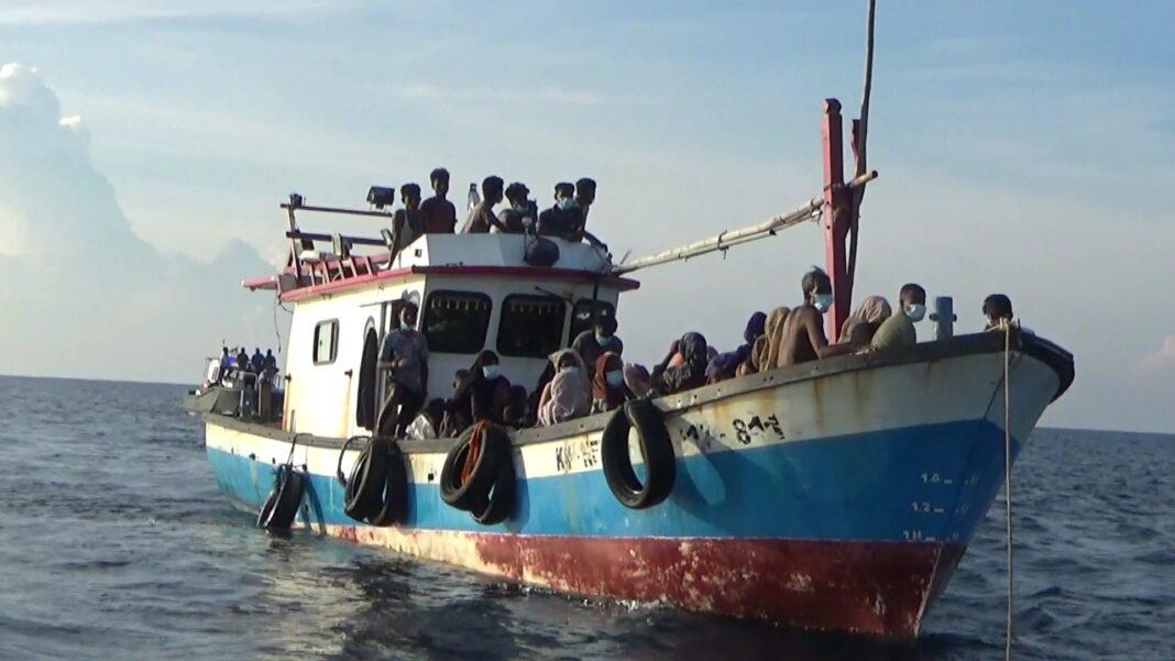 nelayan penyelundup