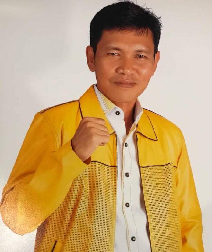 Fajri Munthe Pimpin DPD II Partai Golkar Kota Subulussalam