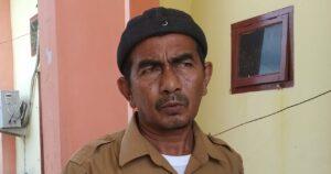 Kepala Disperindagkop dan UKM Aceh Singkil, Faisal