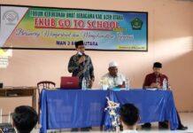 Forum Kerukunan Umat Beragam Aceh Utara Mengadakan Sosialiasi di MAN 3 Aceh Utara
