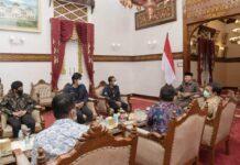 Mahasiswa Aceh di Bandung Minta Pemerintah Bantu Advokasi Izin Asrama