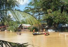 4.147 Orang Mengungsi Akibat Banjir di Aceh Tamiang