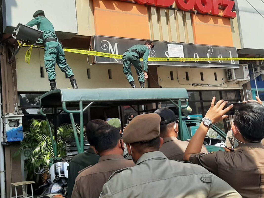 Mars Hotel di Banda Aceh Disegel Karena Langgar Syariat Islam