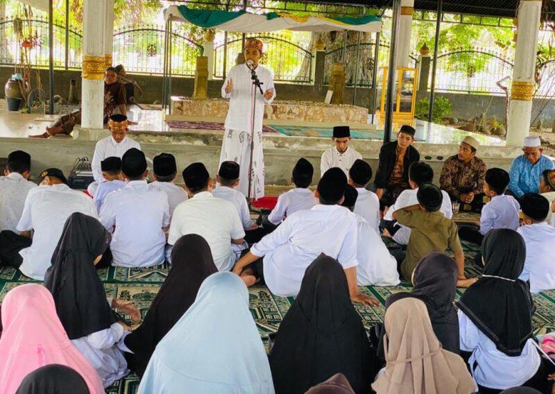 Direktur Bazla Institut Buka Program Spesial Ramadhan di Makam Sultan Malikussaleh