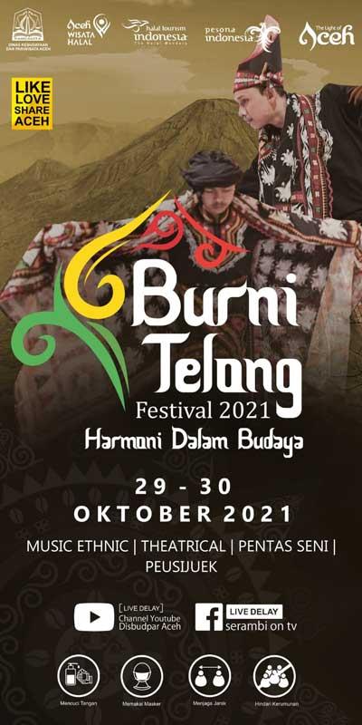 Burni Telong Festival